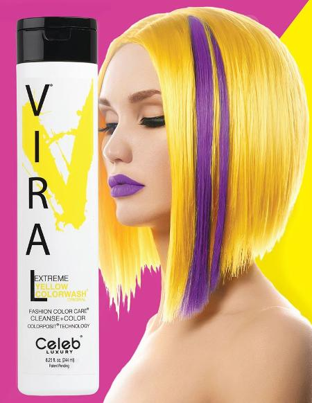 Celeb Luxury® introduces a global haircolor industry 1st, the original colorwash® with patent-pending, advanced colorposit™ technology.