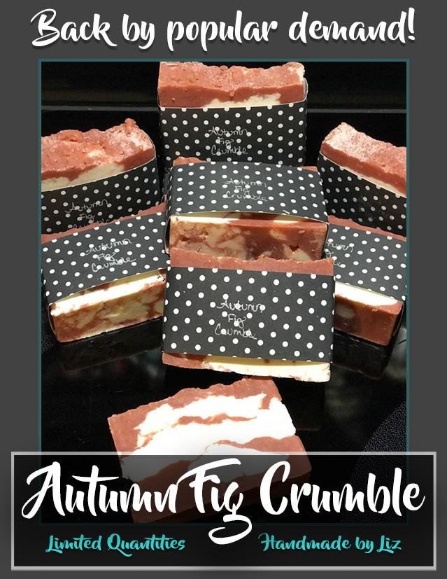 Handmade soaps and exfoliating bars