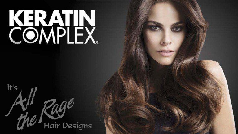 Brazilian Keratin Treatments at It's All The Rage Hair Designs
